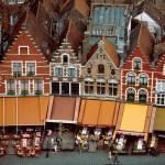 Бельгия, дома