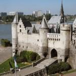 Бельгия, замок