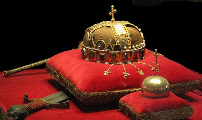 Коронационные регалии Венгрии
