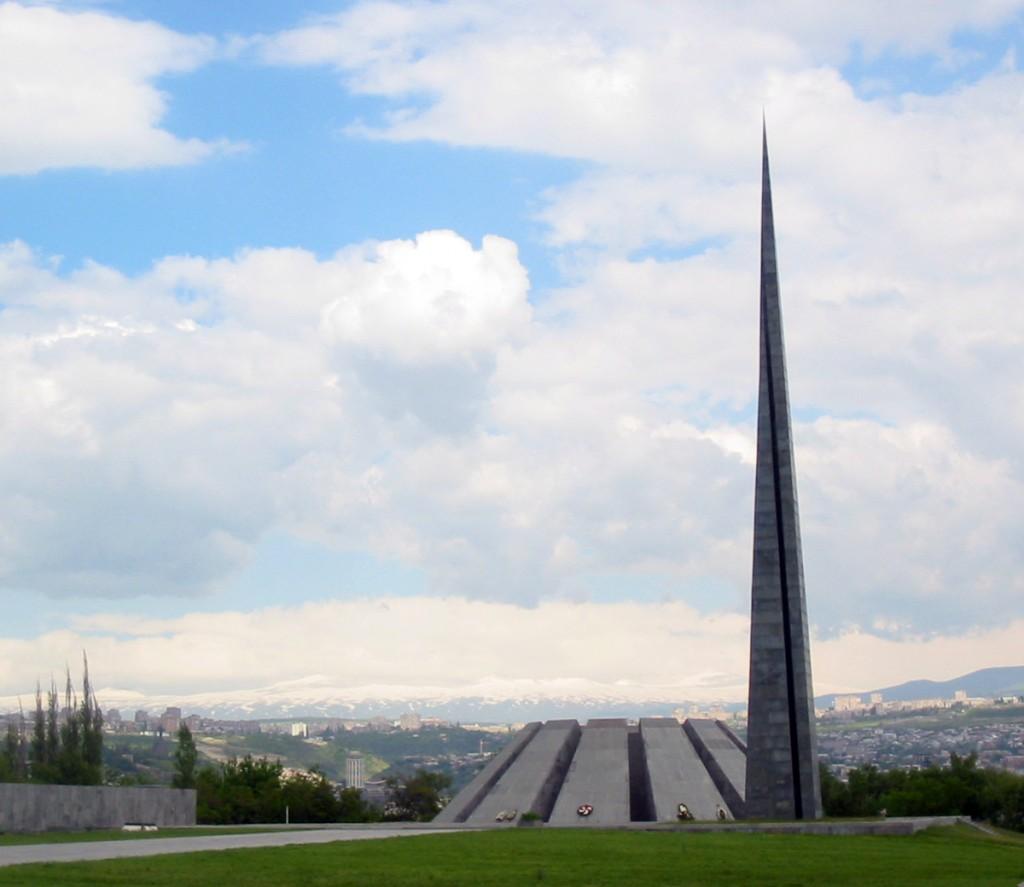 Монумент памяти жертв геноцида армян