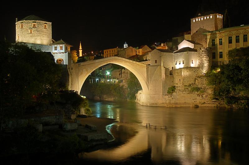 Мостар, мост