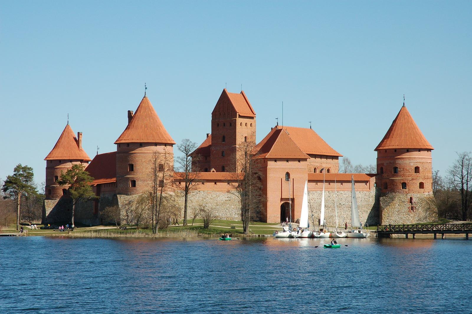 Литва, крепость