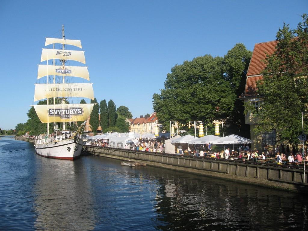 Литовский морской музей, Клайпеда