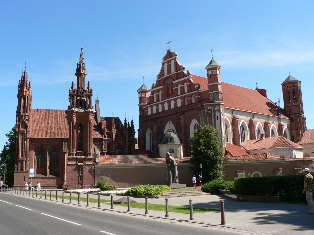 Вильнюс, Замок Гедимина