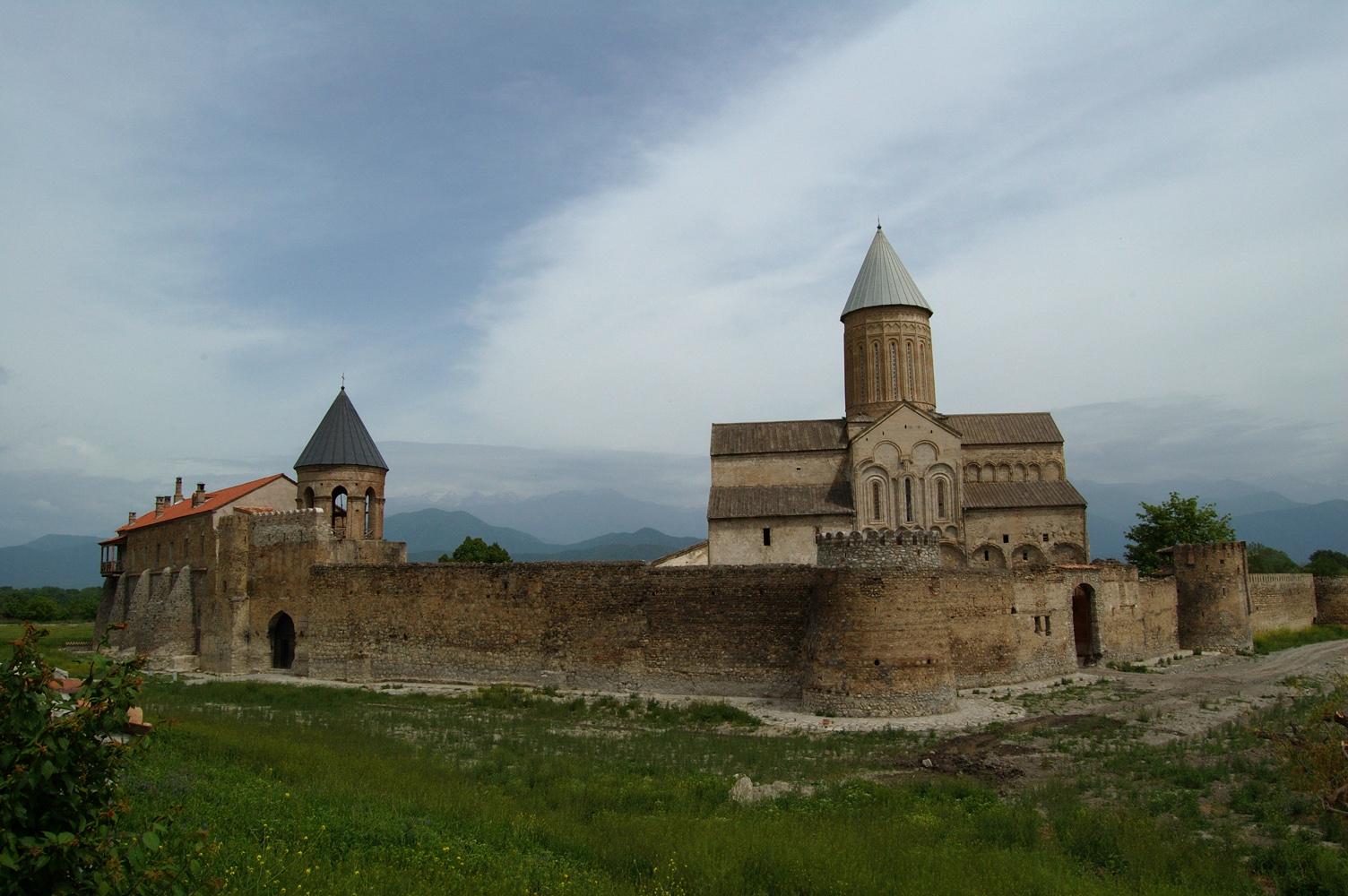 монастырь Алаверди Грузи