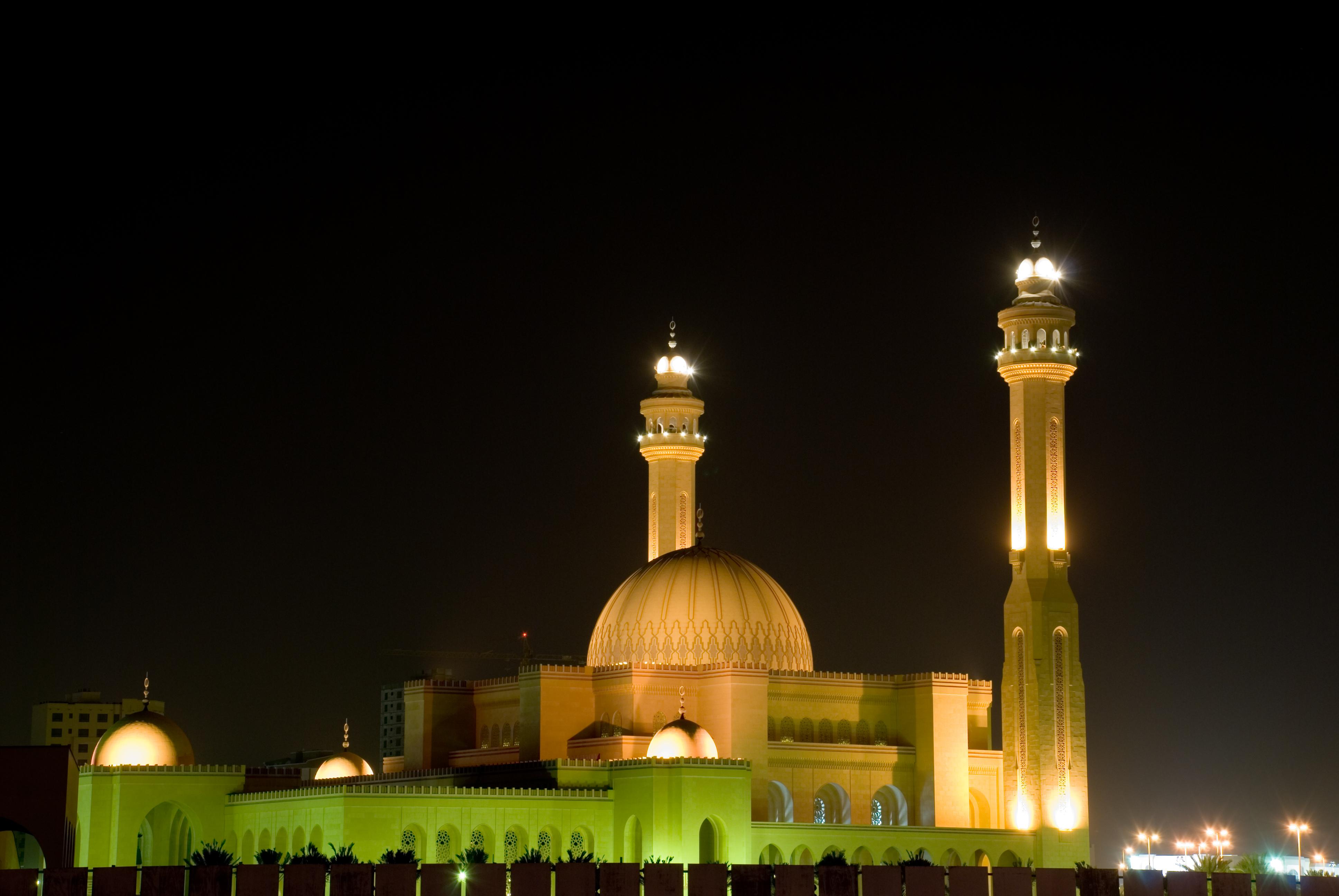 Бахрейн. Мечеть