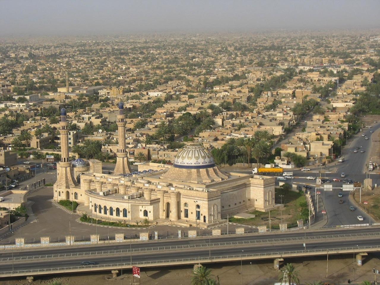 Мечеть Аль Нида, Багдад
