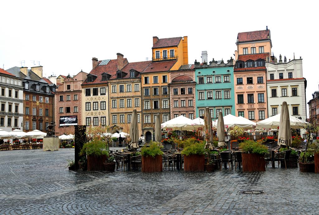 Достопримечательности Польши — описание и фото, что посмотреть в Польше
