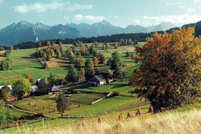 Природа-Польши