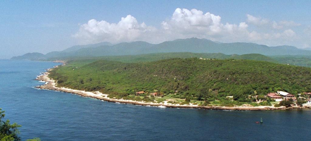Куба, бухта Гаваны