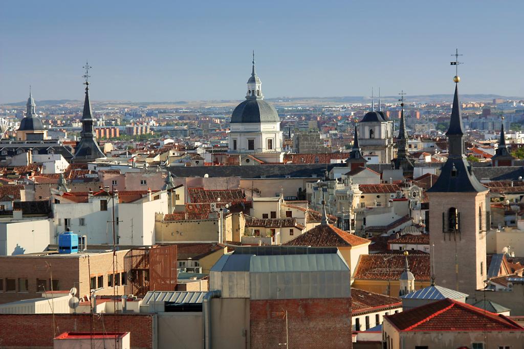 Мадрид, центр