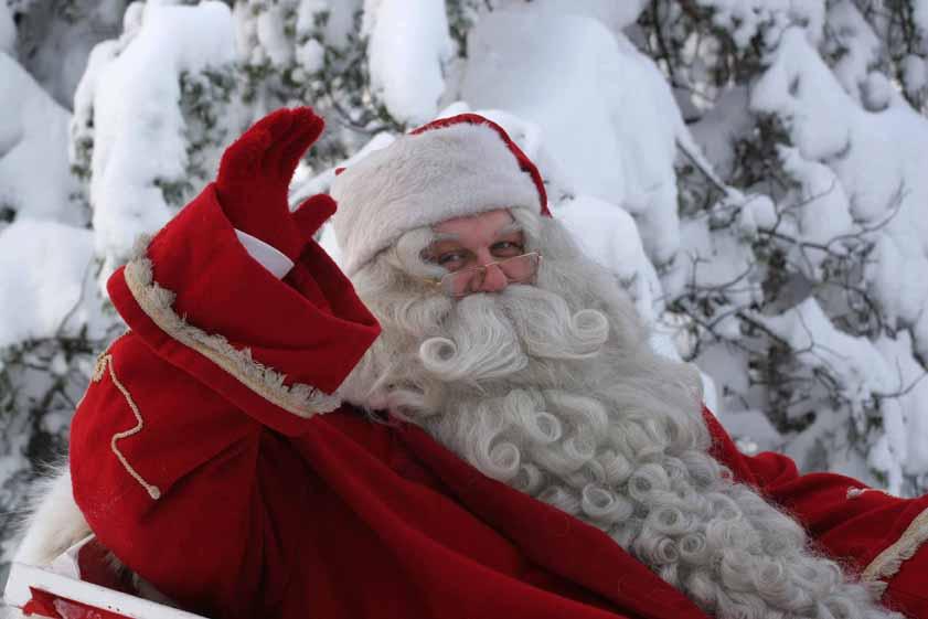 Финляндия, Санта Клаус