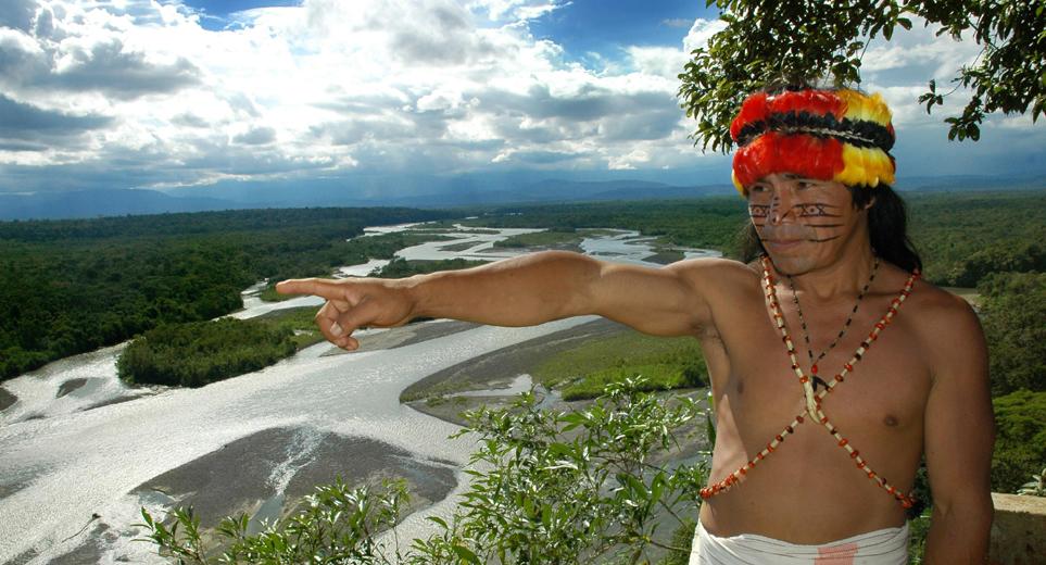 Индейцы Эквадора