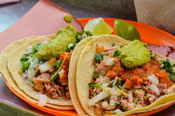 Мексиканская кухня — рецепты
