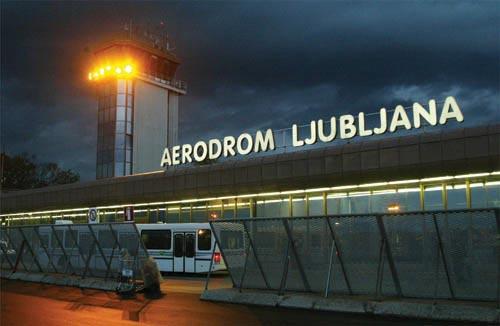 Аэропорт Любляны
