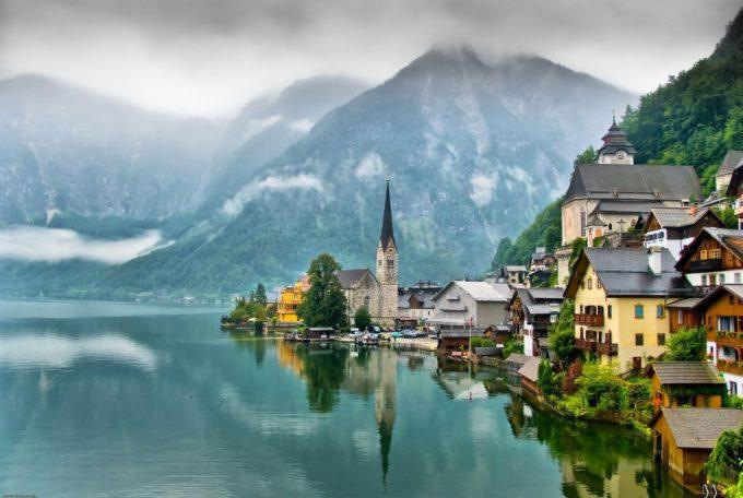Лечебные курорты Австрии