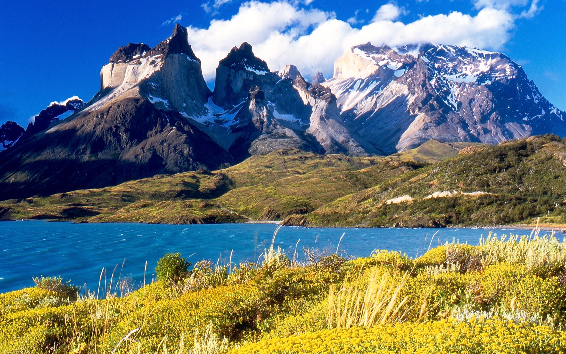 Чили, горы