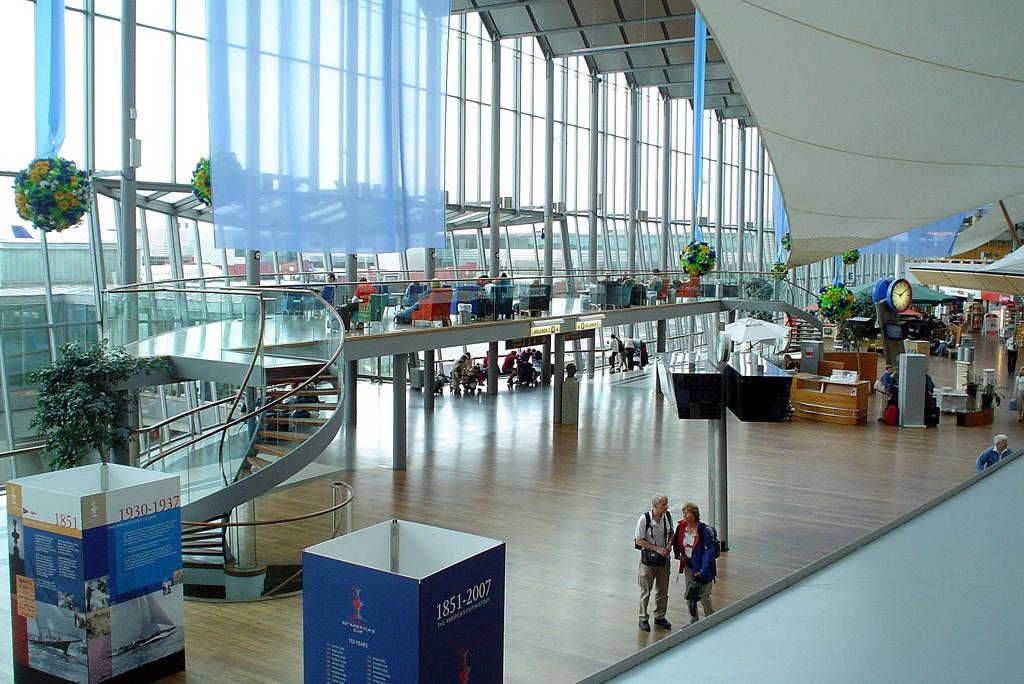 Аэропорт Арланда, Швеция