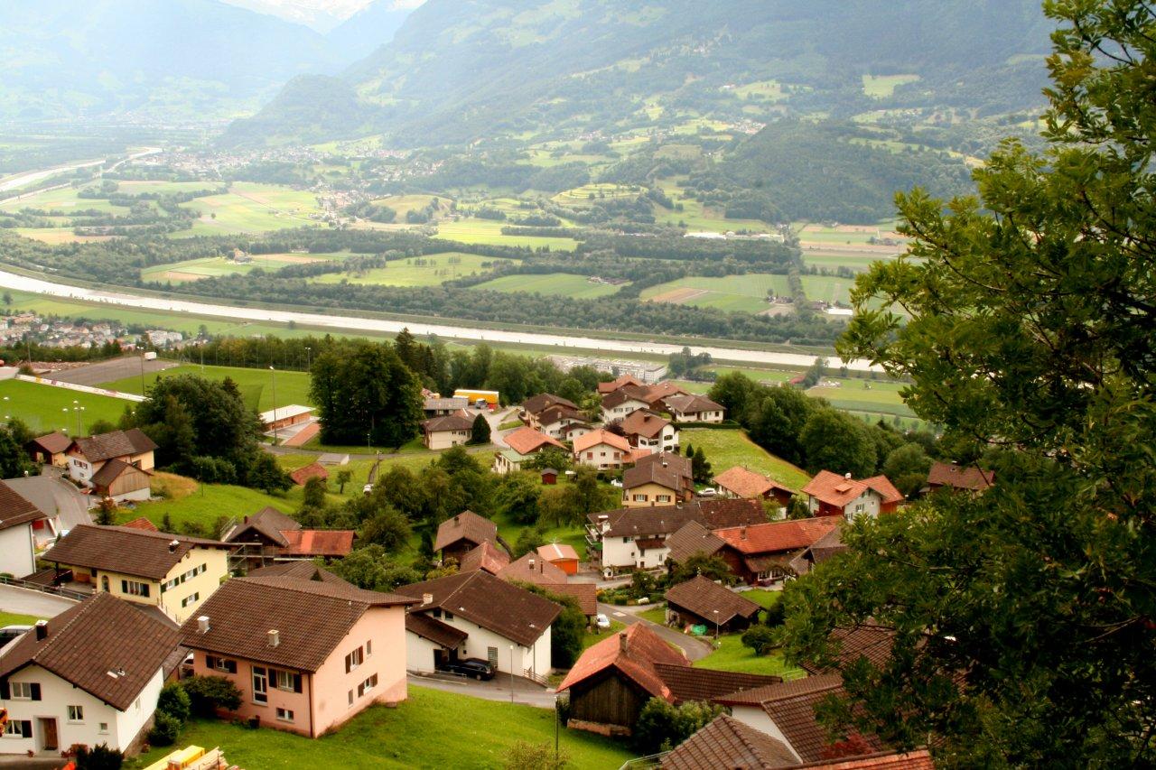 Климат Лихтенштейна