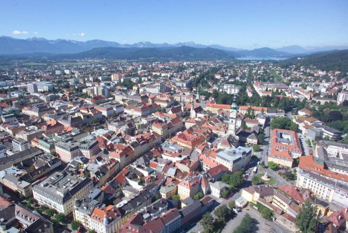 Клагенфурт, Австрия