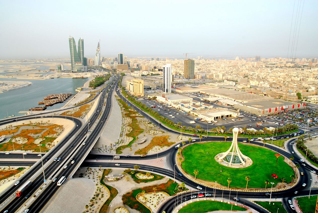Климат Бахрейна