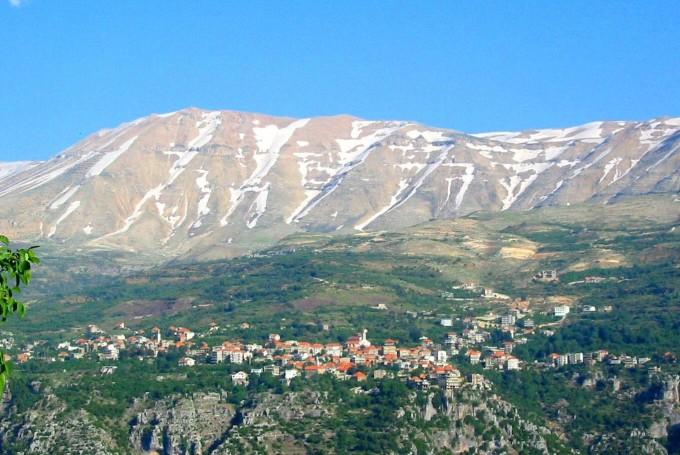 Природа Ливана