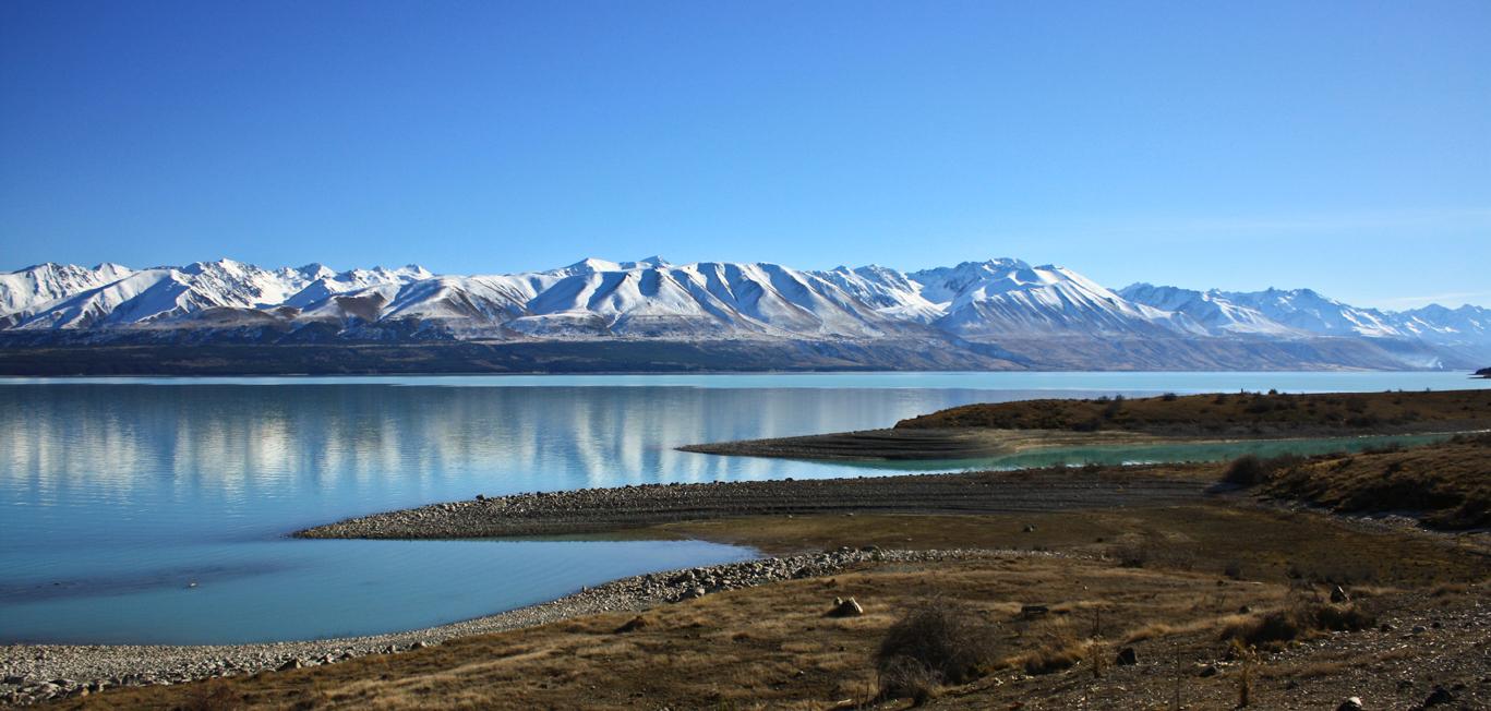 Природа Новой Зеландии