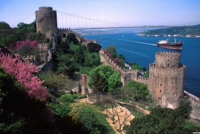 Таможня Турции
