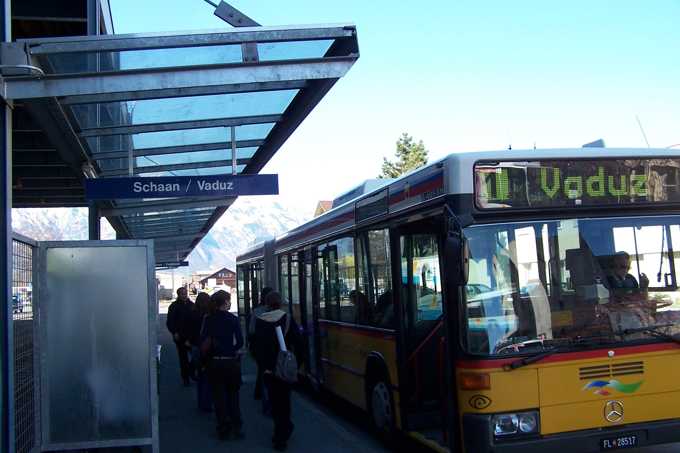 Транспорт Лихтенштена