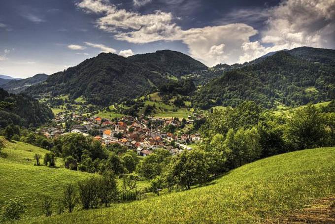 Климат Словении