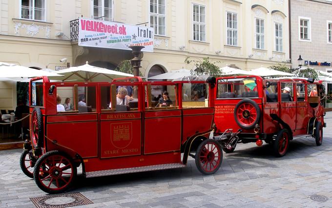 Транспорт в Словакии