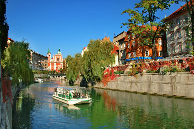 Транспорт в Словении