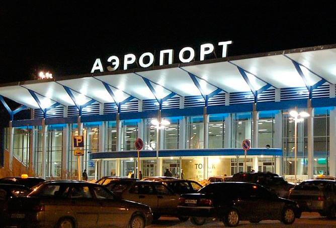 Дешевые авиабилеты в Томск