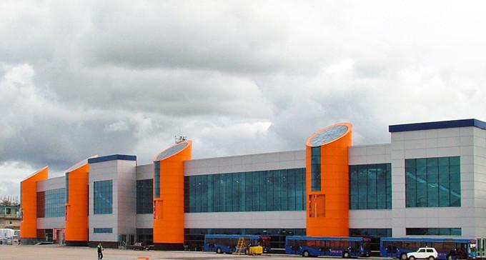 Аэропорт Калининграда