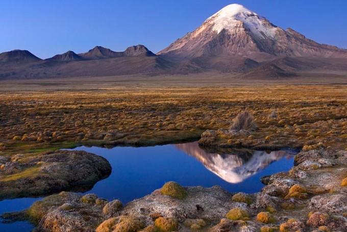 Климат Боливии