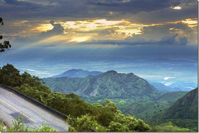 Природа Колумбии