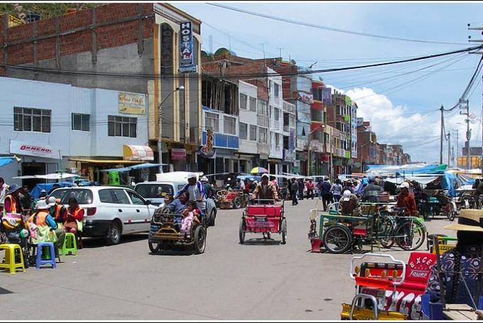 Транспорт в Боливии