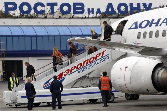 Дешевые авиабилеты в Ростов-на-Дону