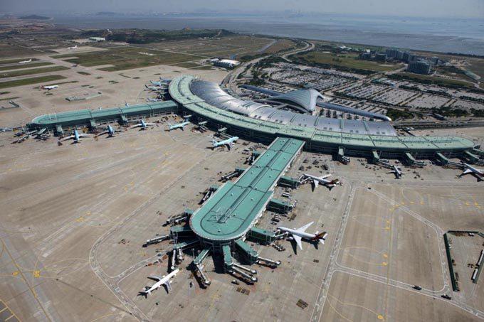 Дешевые авиабилеты в Южную Корею