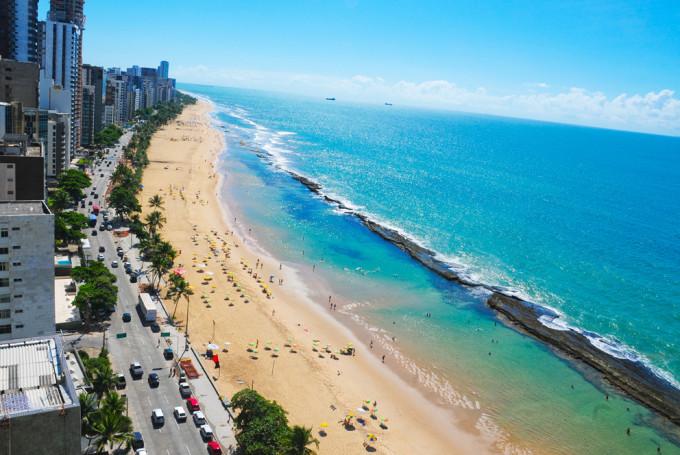 Дешевые авиабилеты в Бразилию