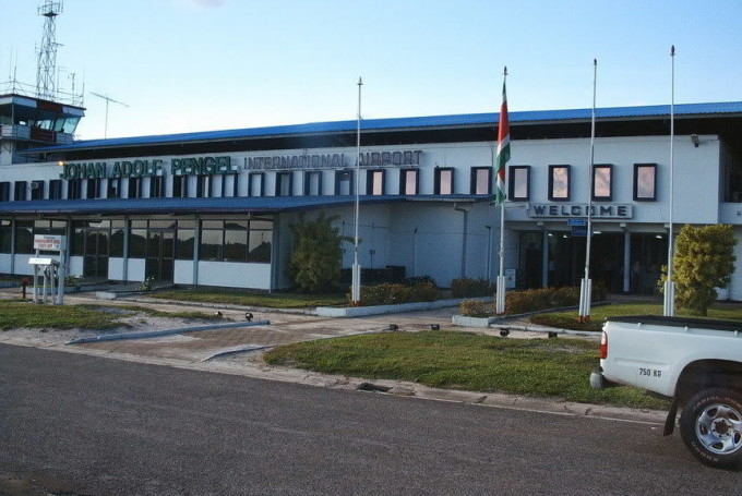 Дешевые авиабилеты в Суринам