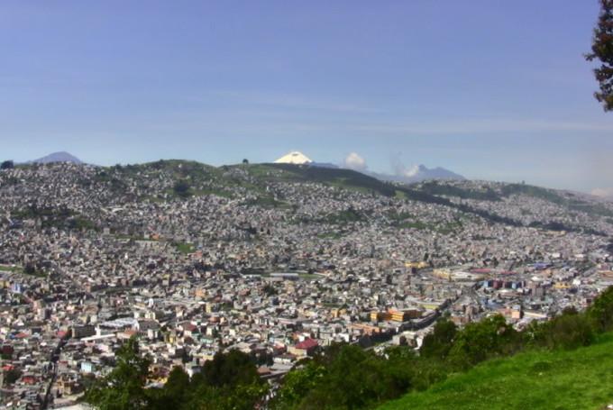 Дешевые авиабилеты в Эквадор