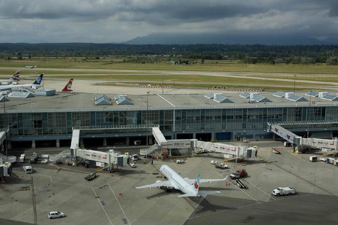 Дешевые авиабилеты в Ванкувер