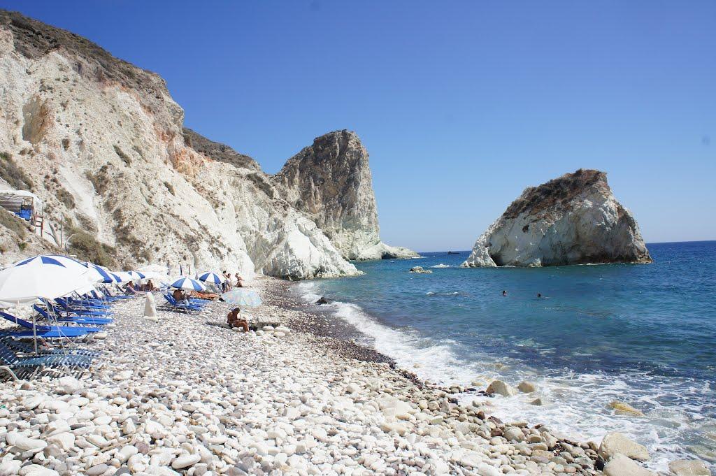 санторини пляжи фото греция