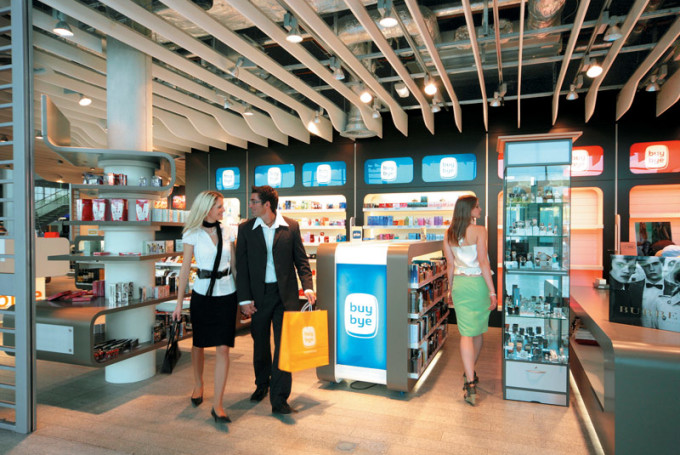 Покупки в аэропортах
