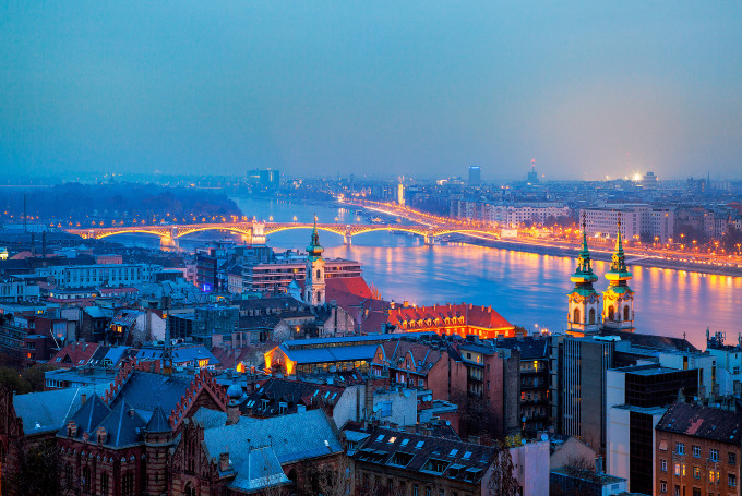Просто Будапешт