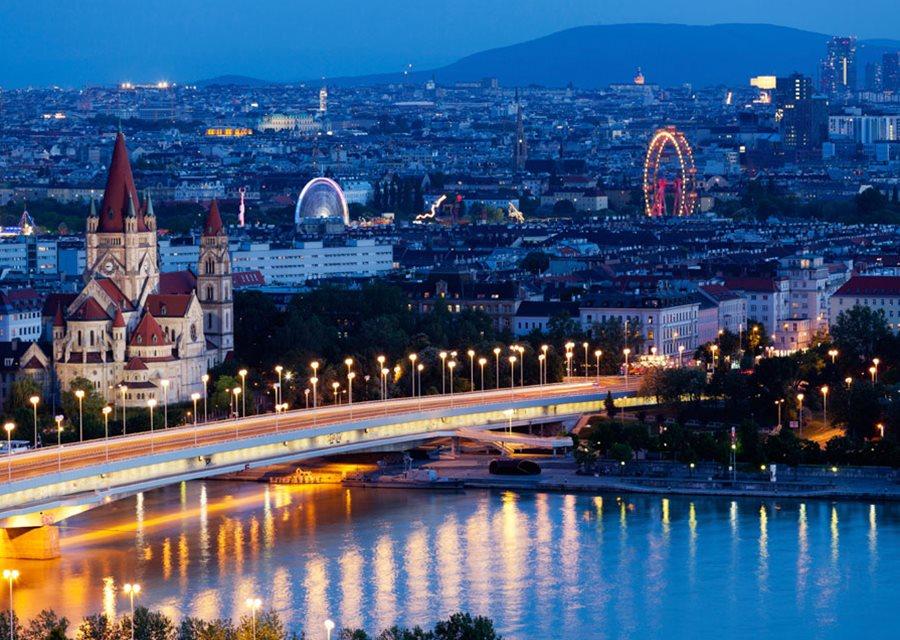 Достопримечательности города Вены с фото и описанием