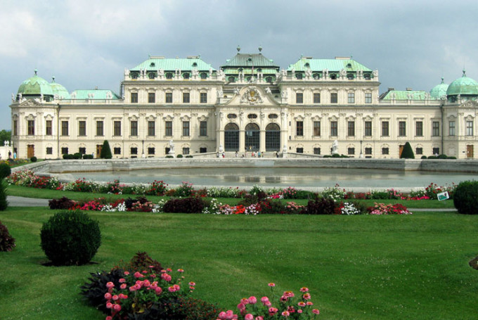 Дворец Бельведер