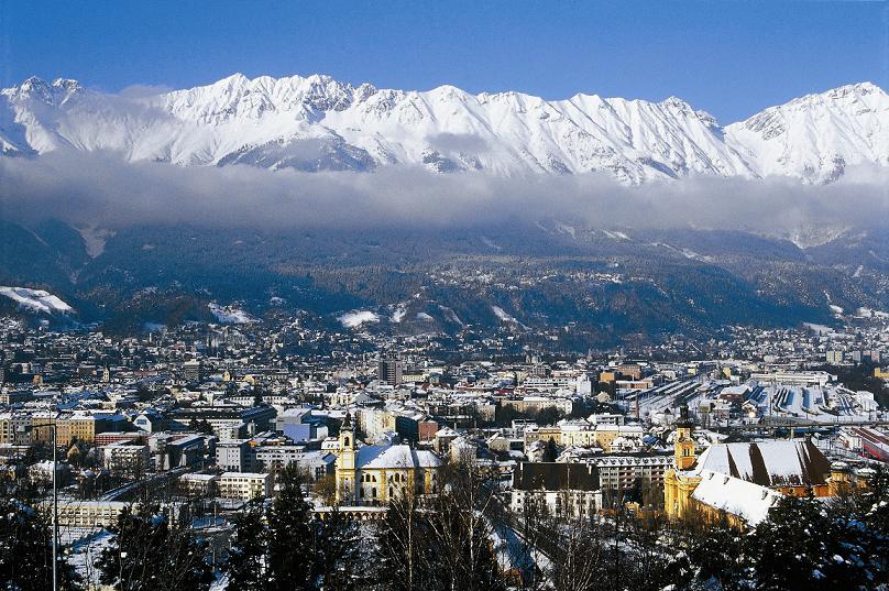 Инсбрук или один день день в Австрии: музей, собор и другие интересные места и достопримечательности