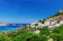Греция в декабре